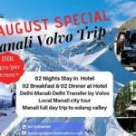 Astounding Experiences To Be Explored In Manali In Winter