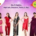 Buy Womens Branded Latest Night Dress and 100% Pure Cotton Nighties for wholesale  Online