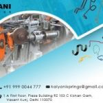 Spring manufacturers in Delhi   Manufacturing of Wireforms and Springs  • •K