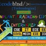 inplant training in coimbatore for mechanical