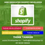 Top Shopify Development Company India - THINKTANKER