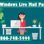 Forgot Windows Live Mail Password, Dial +1-866-748-5444