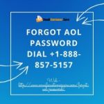 How To Recover Forgot AOL Password Dial +1-888-857-5157