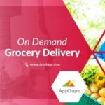On Demand Grocery Delivery