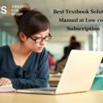 Find help of Ingenious Subject Matter Experts to avail Textbook Solutions free Services