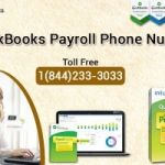 QuickBooks Payroll Support Phone Number ☎ +1(844)233-3033