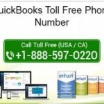 QuickBooks Toll Free Phone Number 1-888-597-O22O