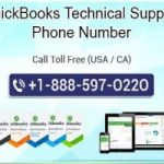 QuickBooks Tech Support Number 1-888-597-O22O