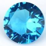 Best Quality Blue Cubic Zirconia