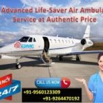 Best and Low Cost Air Ambulance in Kolkata-Medivic Aviation
