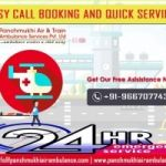 Use Low-Cost Train Ambulance in Kolkata for patient Transfer by Panchmukhi