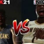 The manufacturers recently released NBA 2K21 demo of this game and the folks have been enjoying it.