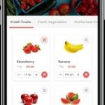 The feature set that should be integrated into your on-demand grocery delivery app like Instacart