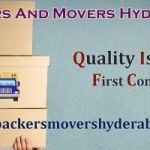 Should You Charter Packers And Movers Hyderabad For Your Upcoming Walk?