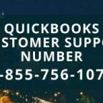 Avail quick help on QuickBooks Customer Service Number 1-855-756-1077