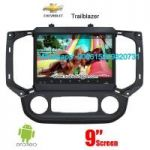 Chevrolet Trailblazer Android car player
