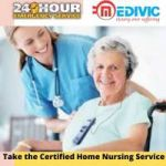 Select the Most Caring Home Nursing Service in Darjeeling by Medivic