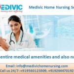 Pick the Highly Developed Home Nursing Service in Supaul by Medivic