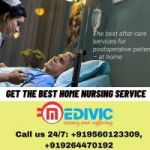 Take the Highly Advanced Home Nursing Service in Katihar by Medivic