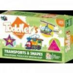 Buy TODDLER'S PUZZLES TRANSPORT & SHAPES online at best price in India