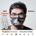 Purchase online anti fog spray for glass
