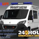 Get Quick and Best Medilift Ground Ambulance in Bokaro with the Reliable ICU Facility