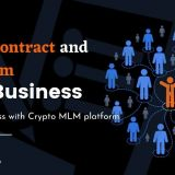 Smart Contract based MLM platform