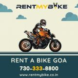 Rent a Bike Goa