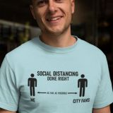 Looking for Physical Distancing T Shirts?