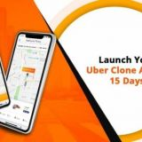 Start and run a successful on-demand taxi app business with Uber clone