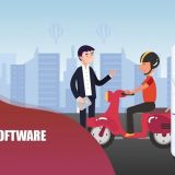 Major benefits of investing in white-labeled on-demand bike taxi software