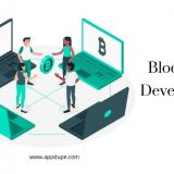 Develop your business with blockchain technology infused app
