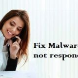 how to fix malwarebytes not responding?