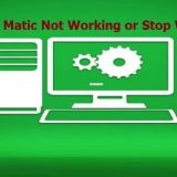 How to fix pc matic problems?