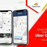 Create an on-demand taxi app with Uber clone