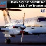 Select Air Ambulance Service in Ranchi with Well-Qualified Medical Staff