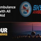 Utilize Air Ambulance in Dimapur with Emergency Equipment