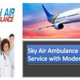 Choose Air Ambulance in Agatti with A to Z Life-Saving Medical Treatment