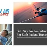 Utilize Air Ambulance from Pune with A to Z Medical Systems
