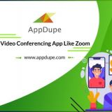 Launch your Zoom clone app right away with Appdupe's assistance