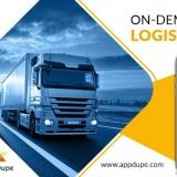Develop an on-demand logistics app that offers efficient mover services