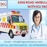 More Trusted King Ambulance Service in Golaroad Patna