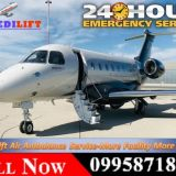 Get Reliable Patient Transfer Air Ambulance Service in Kolkata