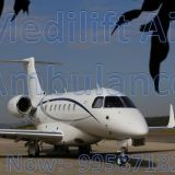 At Low-Cost Air Ambulance Service in Mumbai by Medilift
