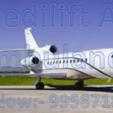 Contact Medilift Air Ambulance Service in Chennai for Safe Transportation