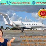 Emergency Air Ambulance Service in Bangalore with Medical Team