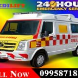 Get Trustable and Low-Cost Road Ambulance in Patna by Medilift