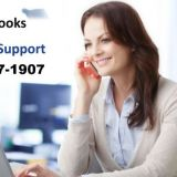 Dial QuickBooks support Phone Number 1-844-907-1907